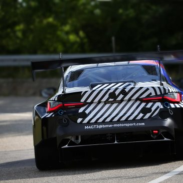 BMW M4 GT3 Breaks Cover