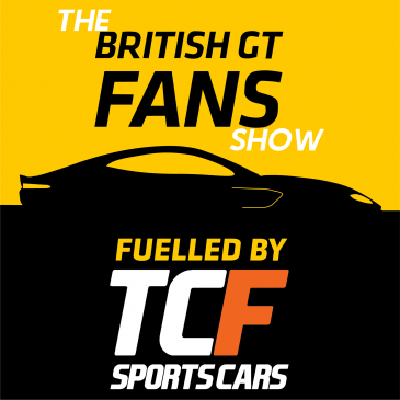 The British GT Fans Show Announces Partnership with TCF Sportscars