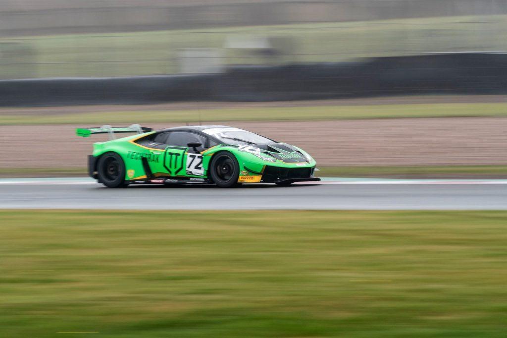 The Barwell Motorsport Lamborghini Huracan GT3 EVO